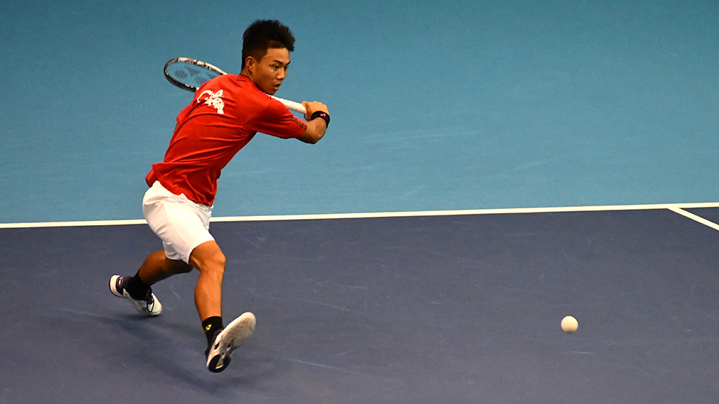 NIU JUDA,ソフトテニス韓国代表,2019世界選手権in台州