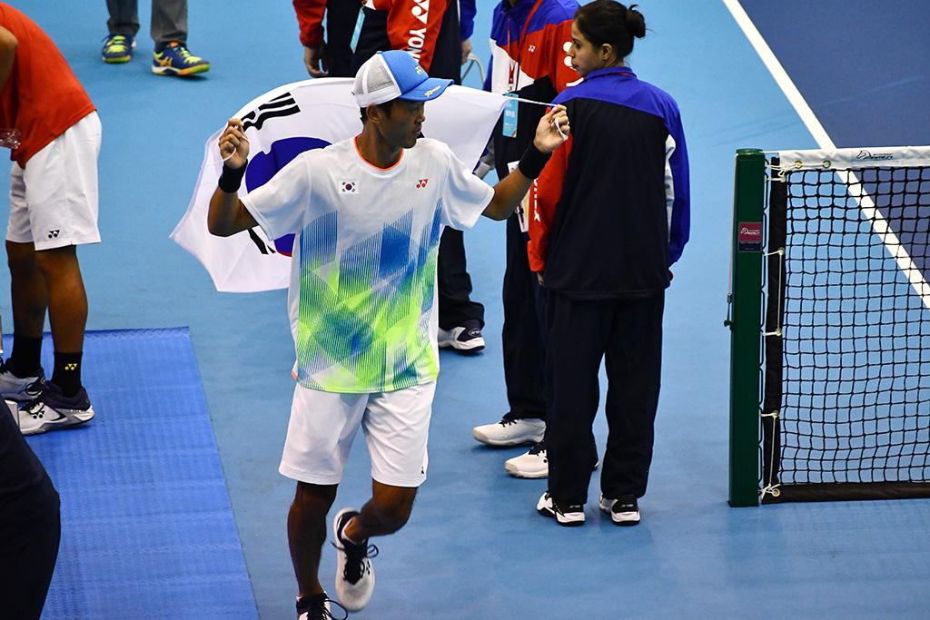 キム・ジヌン,ソフトテニス韓国代表,2019世界選手権男子シングルス優勝