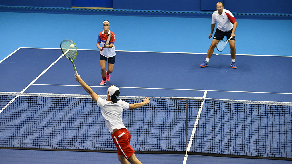 ソフトテニスハンガリー代表,ソフトテニスチェコ代表,2019世界選手権in台州