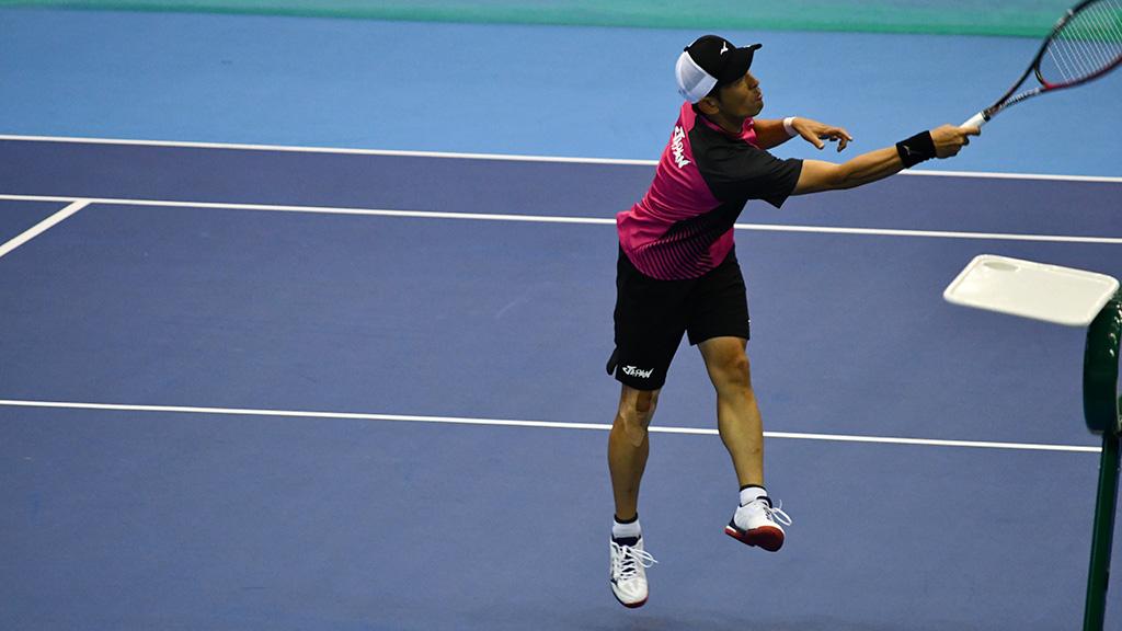 長江光一,ソフトテニス日本代表,2019世界選手権in台州