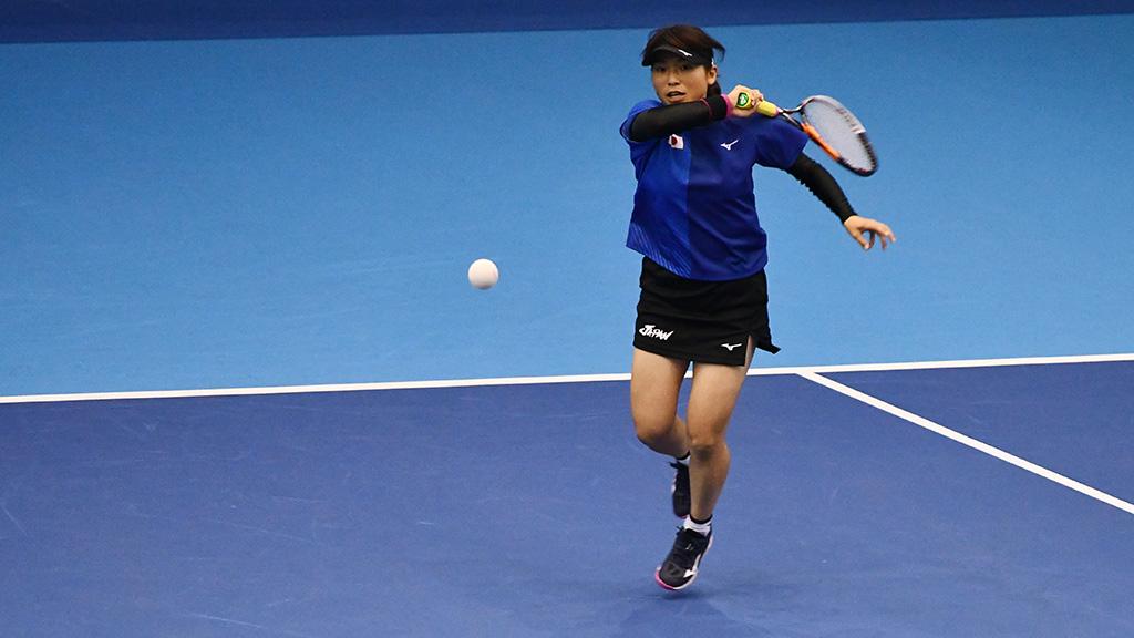 黒木瑠璃華,ソフトテニス日本代表,2019世界選手権in台州