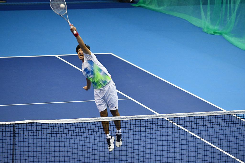 キム・ジョンユン,ソフトテニス韓国代表