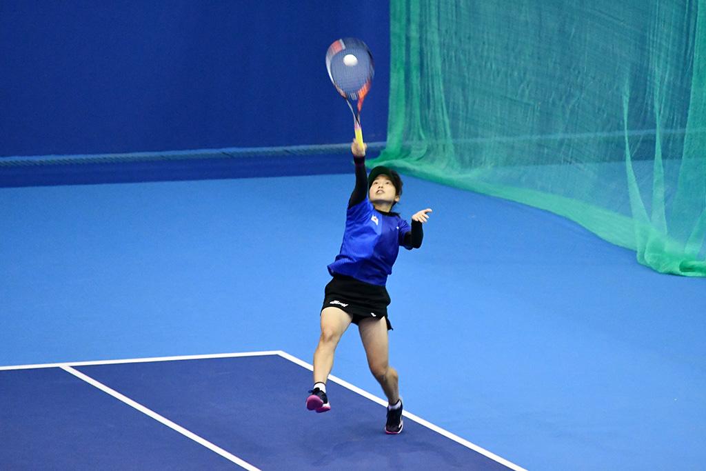 黒木瑠璃華,ソフトテニス日本代表