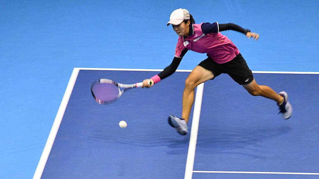 鄭竹玲(チェン・チューリン),ソフトテニス台湾代表,中華台北(チャイニーズタイペイ)