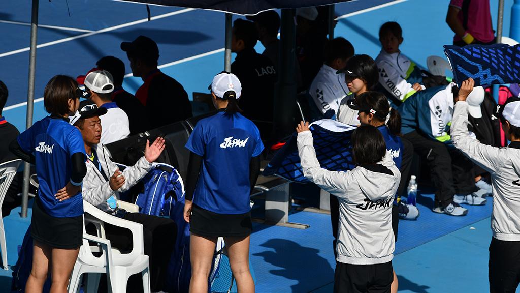 日本代表,世界選手権国別対抗