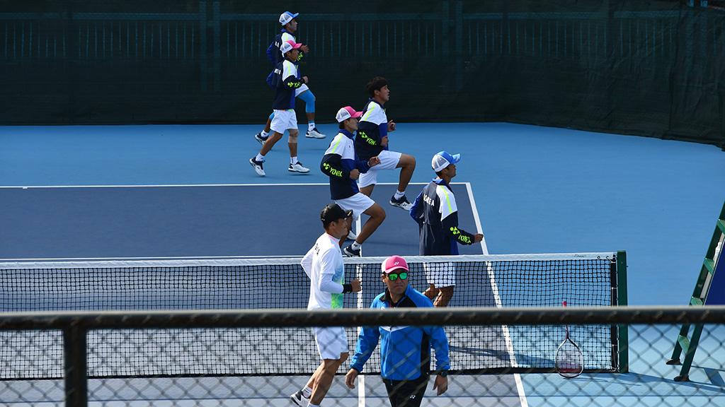 2019ソフトテニス世界選手権,ソフトテニス韓国代表,国別対抗団体戦