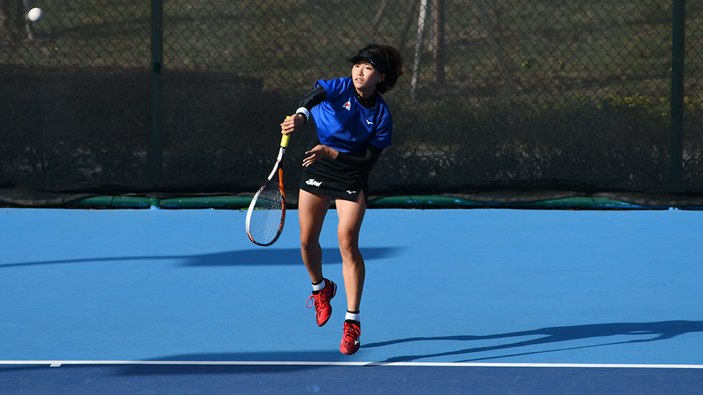 尾上胡桃,ソフトテニス日本代表,2019世界選手権in台州
