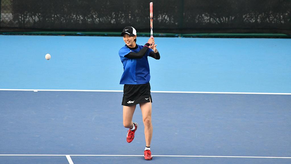 島津佳那,ソフトテニス日本代表,2019世界選手権in台州