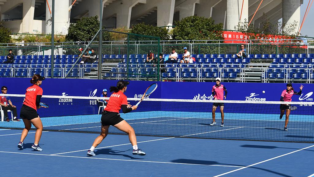 ソフトテニス台湾代表,ソフトテニス韓国代表,2019世界選手権国別対抗団体戦