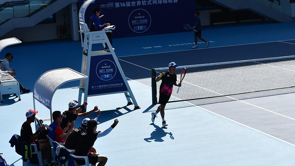 イ・スヨル/キム・ジュンユン,ソフトテニス韓国代表,2019世界選手権国別対抗団体戦