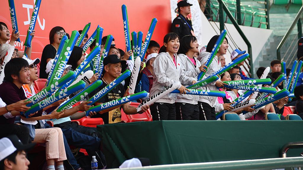 2019ソフトテニス世界選手権団体決勝,ソフトテニス韓国代表団体戦,日韓戦
