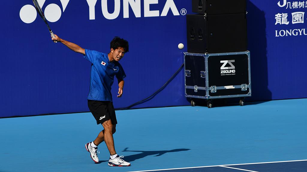 内本隆文,ソフトテニス日本代表,2019世界選手権国別対抗団体戦