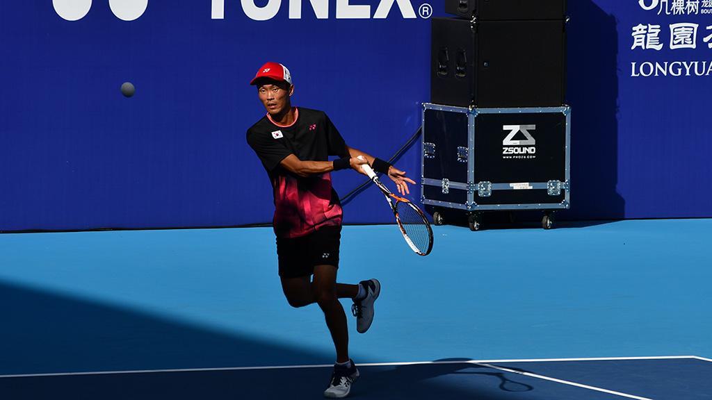 キム・ジヌン,ソフトテニス韓国代表,2019世界選手権国別対抗団体戦