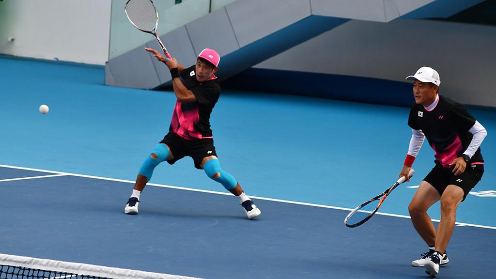 イ・ヒョンス/パク・キュチョル,ソフトテニス韓国代表,2019世界選手権国別対抗団体戦