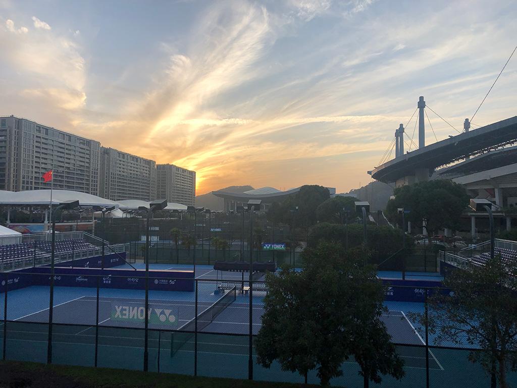 2019ソフトテニス世界選手権,中国台州