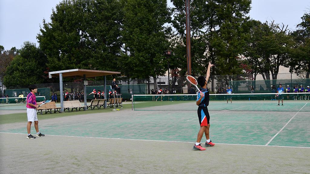 令和元年度(2019)東京都中学校新人ソフトテニス大会,都大会新人戦