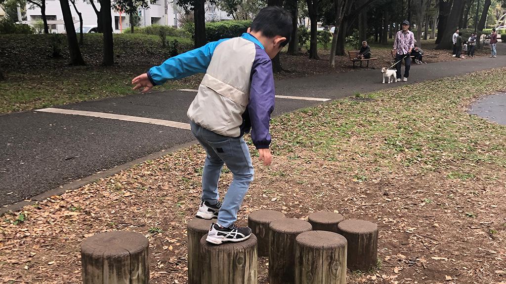 府中の森公園,遊具