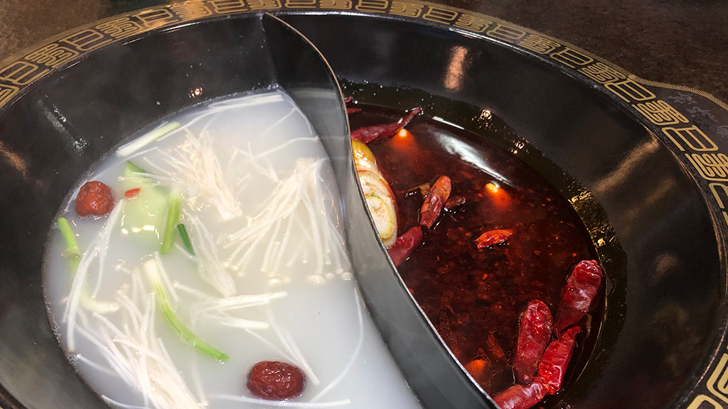レストラン,中国浙江省台州,火鍋料理