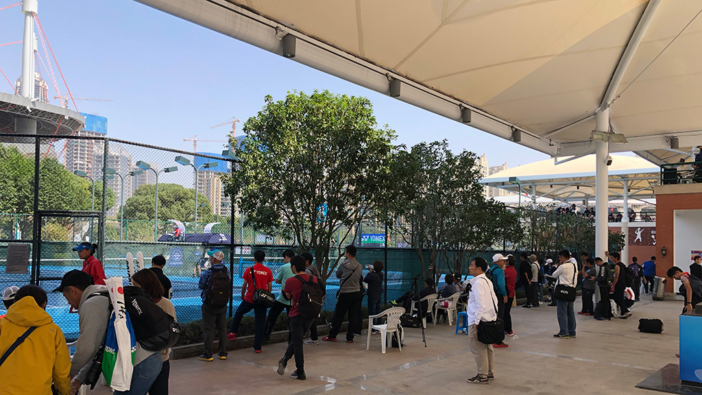 ソフトテニス世界選手権,中国浙江省台州,世界選手権観戦ツアー