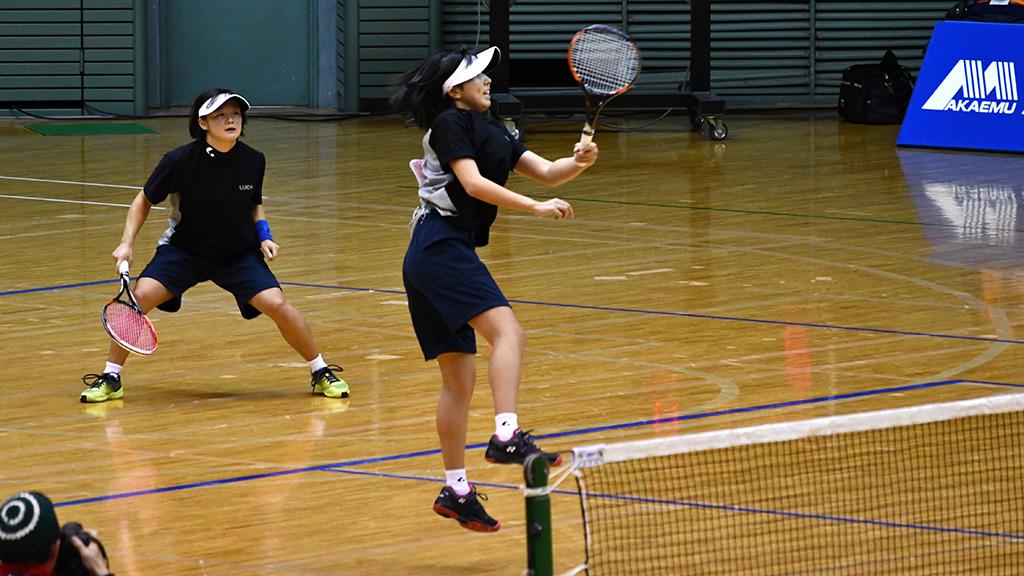 令和元年度(2020)ルーセントカップ 東京インドア全日本ソフトテニス大会,高橋半谷,どんぐり北広島