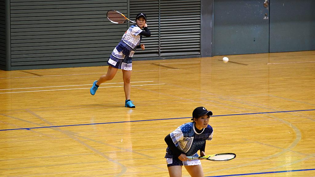 令和元年度(2020)ルーセントカップ 東京インドア全日本ソフトテニス大会,笠井久保,日本体育大学