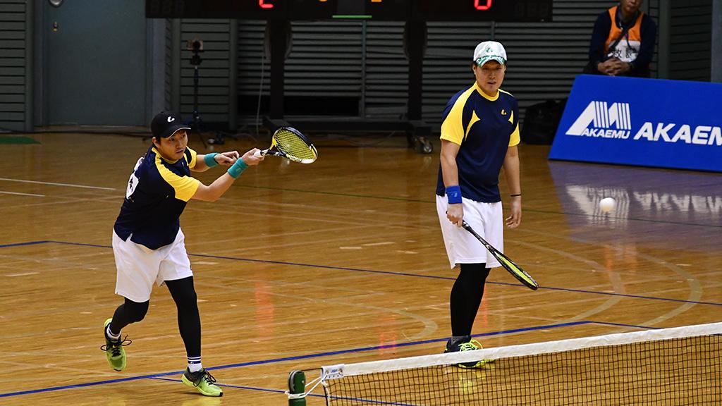 令和元年度(2020)ルーセントカップ 東京インドア全日本ソフトテニス大会,中本鈴木,福井県庁