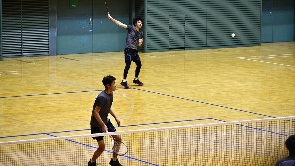 令和元年度(2020)ルーセントカップ 東京インドア全日本ソフトテニス大会,長尾松本,早稲田大学