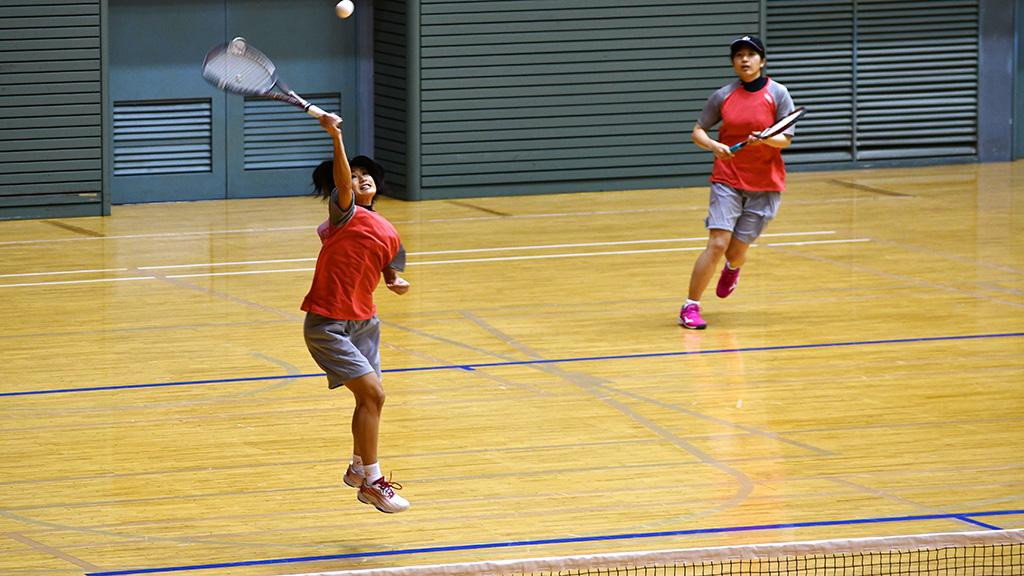 令和元年度(2020)ルーセントカップ 東京インドア全日本ソフトテニス大会,横山大槻,東海市連盟,ダンロップ