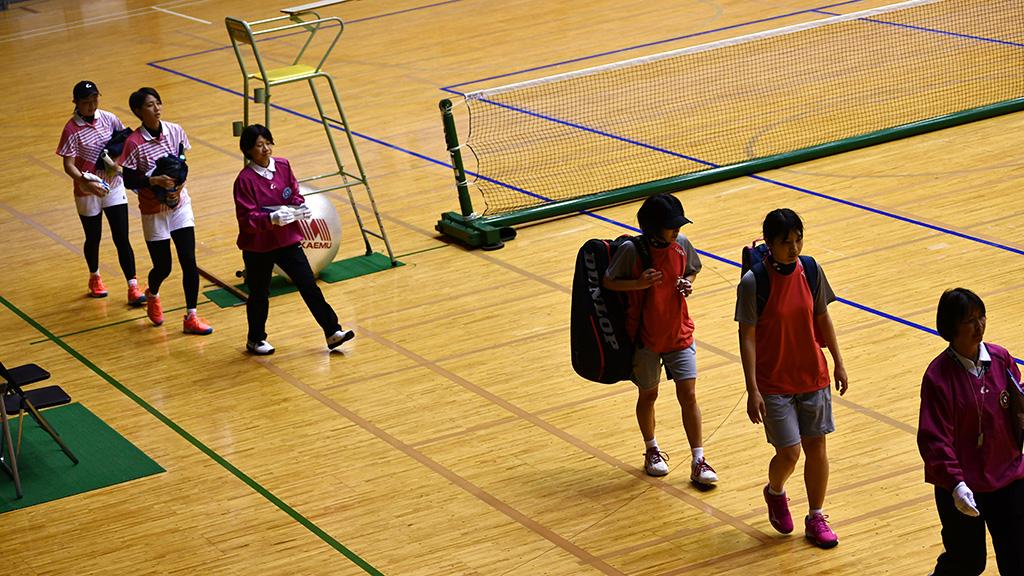 令和元年度(2020)ルーセントカップ 東京インドア全日本ソフトテニス大会,駒沢体育館