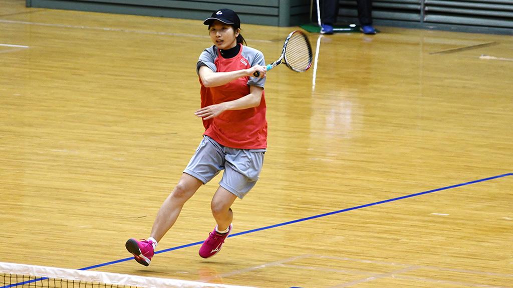 令和元年度(2020)ルーセントカップ 東京インドア全日本ソフトテニス大会,横山温香,東海市連盟