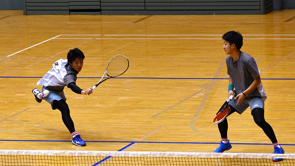 令和元年度(2020)ルーセントカップ 東京インドア全日本ソフトテニス大会,安藤安藤,東京ガス,東邦ガス