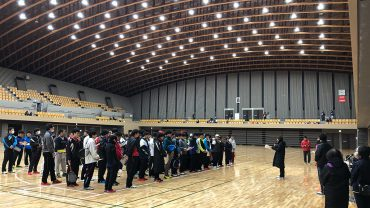 令和元年度(2020)所沢市室内ソフトテニス大会,所沢TC,所沢市民体育館