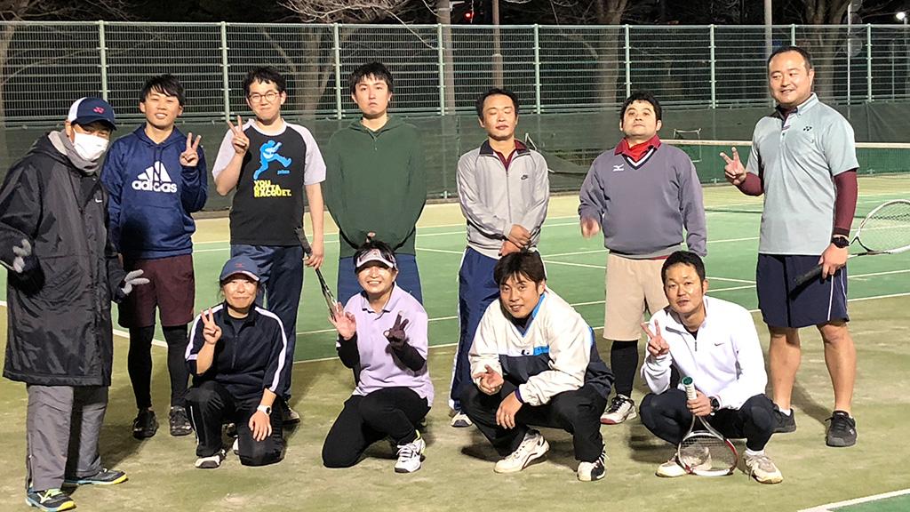 武蔵小杉ソフトテニス練習会,神奈川県川崎市,等々力テニスコート
