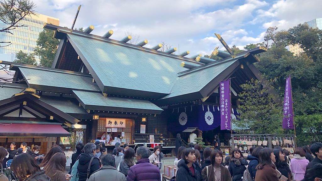 日本大学法学部ソフトテニスクラブ,日法軟庭50周年,東京大神宮マツヤサロン