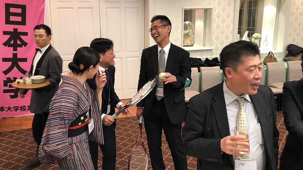 日本大学法学部ソフトテニスクラブ,日法軟庭50周年
