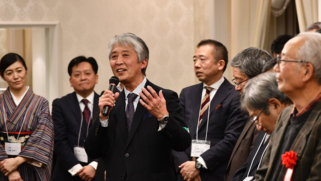 日本大学法学部ソフトテニスクラブ,日法軟庭50周年,小林泰樹