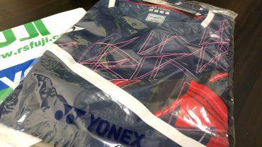 ヨネックスゲームシャツ,チームウェア