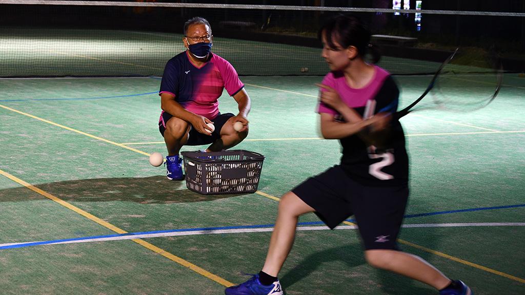 石井ソフトテニススクール,石井匠監督,日大藤沢
