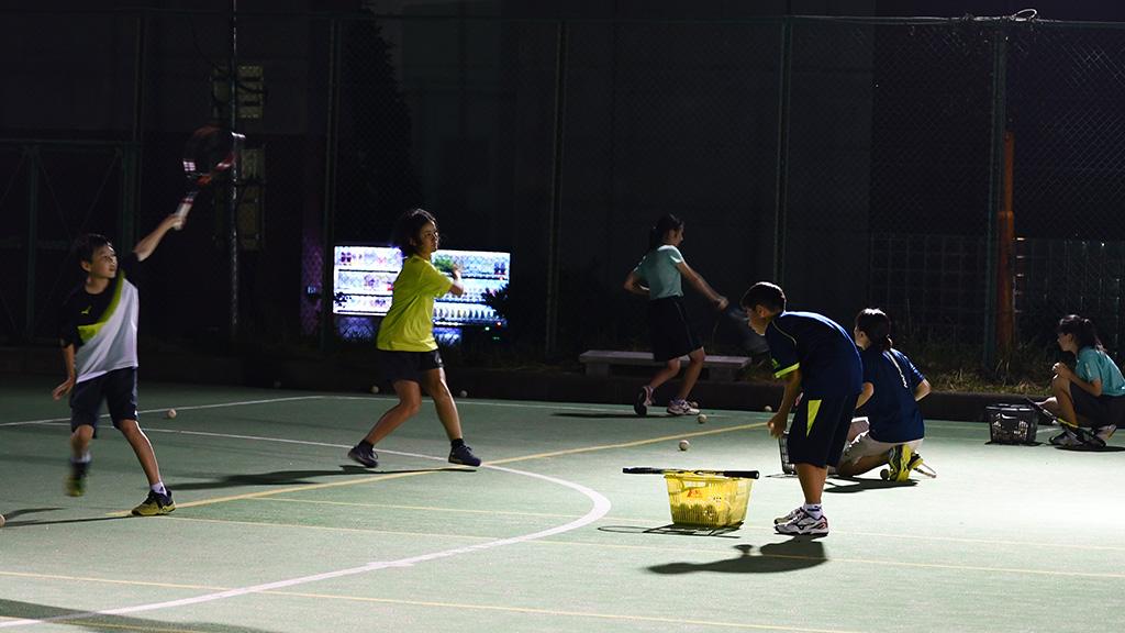 石井ソフトテニススクール,石井匠,横浜AEROPARK