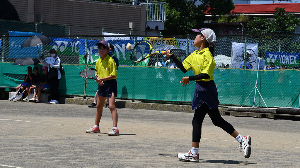 Well Trade Project W.A.K.A,The1st Softtennis Club Championship,小学生ソフトテニス大会,横須賀ジュニアソフトテニスクラブ