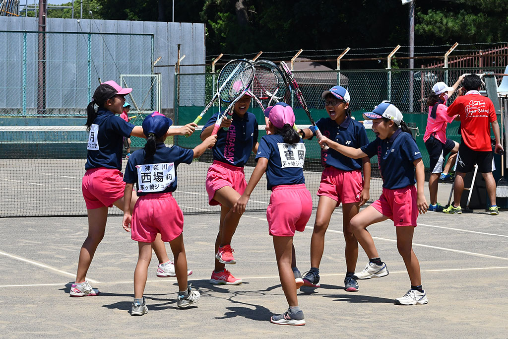 Well Trade Project W.A.K.A,The1st Softtennis Club Championship,小学生ソフトテニス大会,茅ヶ崎ジュニアソフトテニスクラブ