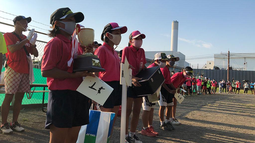 The1st Softtennis Club Championship,小学生ソフトテニス大会,藤沢ジュニアソフトテニスクラブ