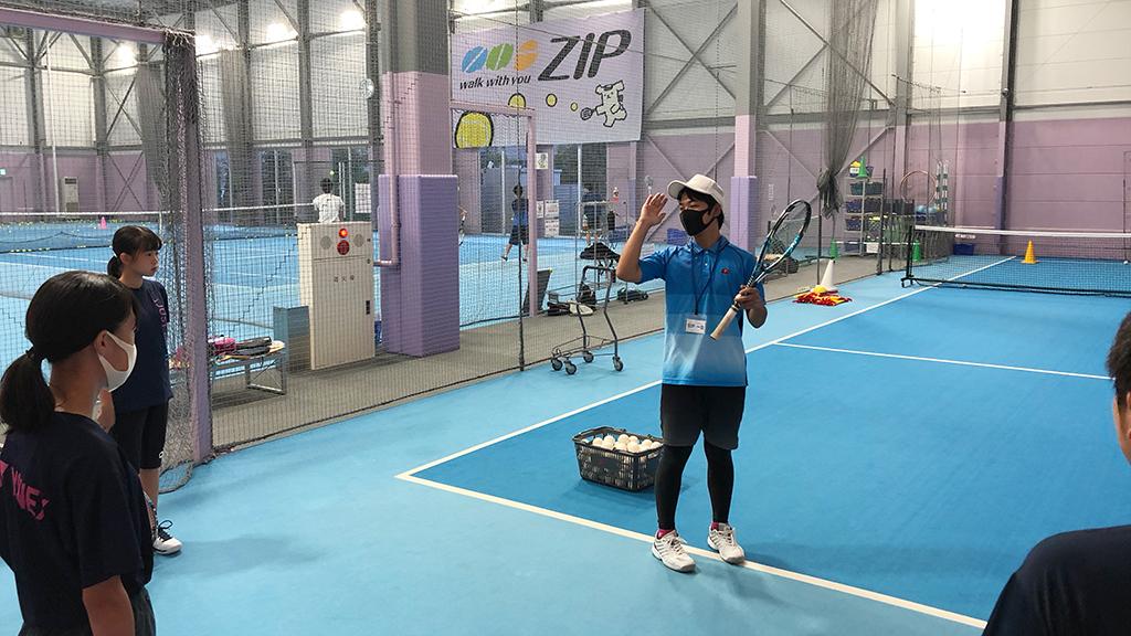 ジップテニスアリーナ大宮,ソフトテニスクラス,ソフトテニス教室