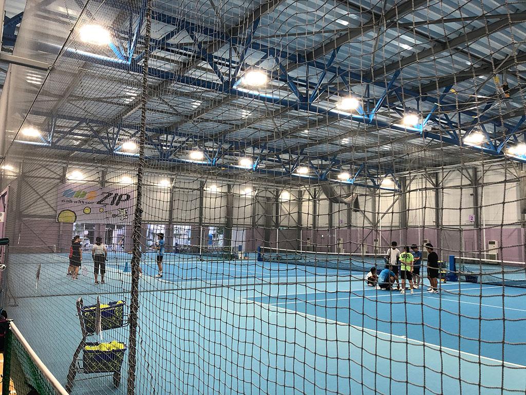 ジップテニスアリーナ大宮,ソフトテニススクール,インドアテニススクール