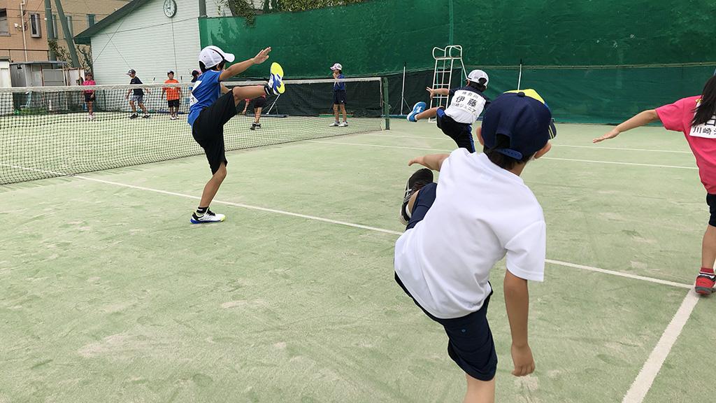 ソフトテニスデビュー,川崎ジュニアソフトテニスクラブ