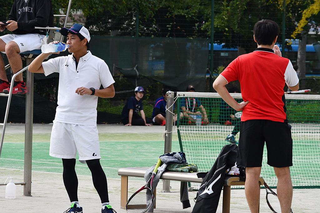 ソフメシ,荒川裕二郎,武蔵小杉ソフトテニス練習会