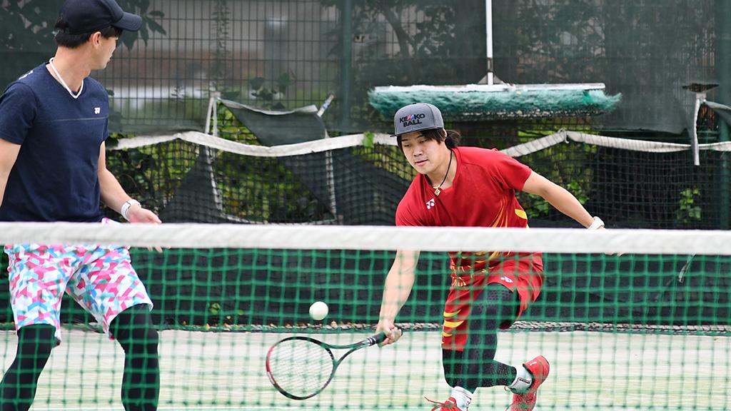 川崎市秋季市民ソフトテニス大会,KEI SPORTS,T橋