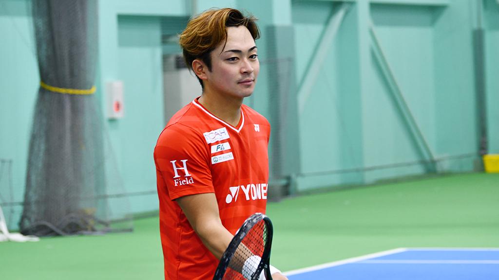船水颯人,ソフトテニスプロ選手,プロソフトテニスプレイヤー