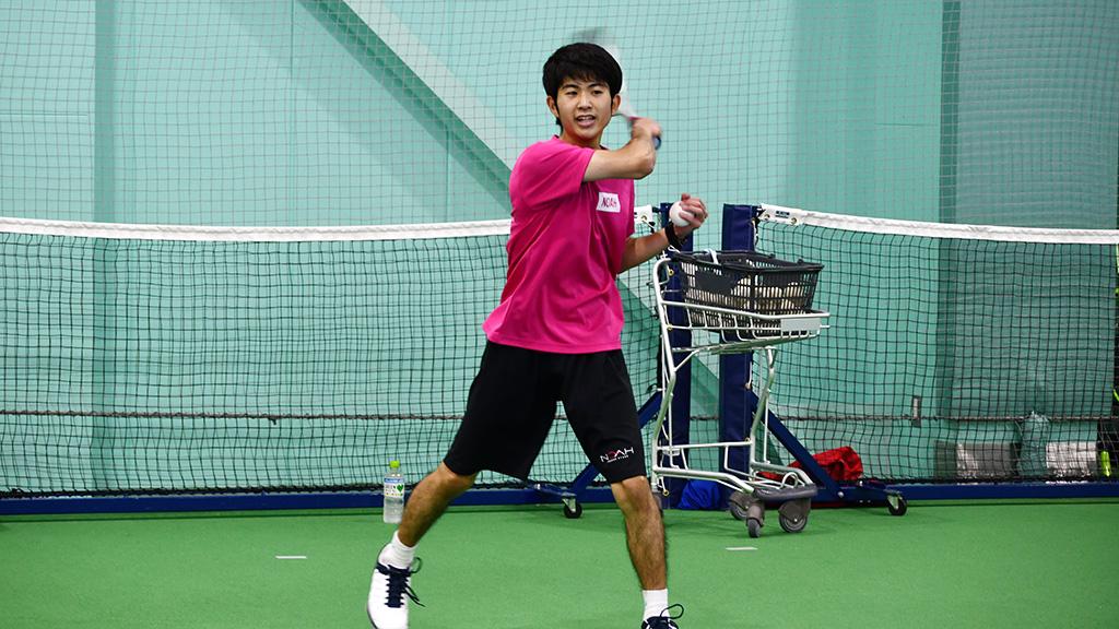 テニススクール・ノア,石川由樹コーチ