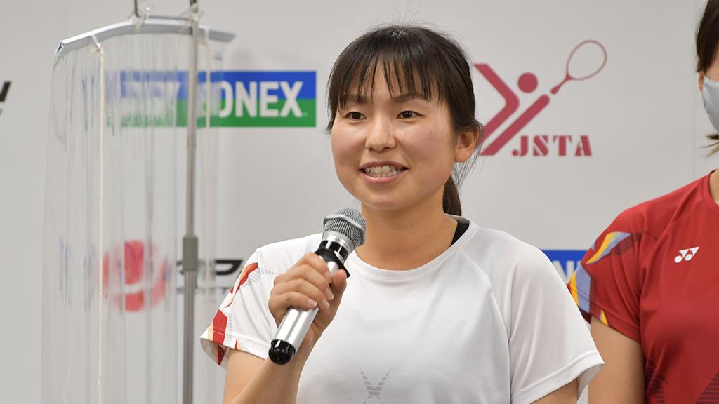 ソフトテニス日本代表,黒木瑠璃華